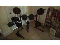 Session Pro DD505 electronic drum set