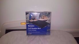 Brand New Double or Single Air Bed for Caravans, Motorhomes, Camping or Home Use