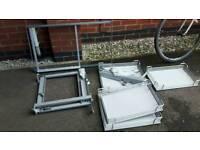 Brand new......Left hand magic cupboard storage solution £200 in b&q