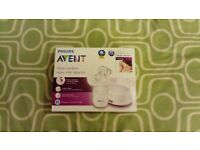 BREAST PUMP (PHILLIPS, AVENT) ELECTRIC,POWERED FROM MAIN AND BATTERY TOO - BOURNILLE