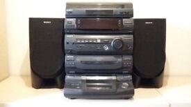 Sony XB3 Hi fi system