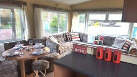 Static Caravan for Sale in Morecambe, Lancashire. 2017 Site Fees Included.