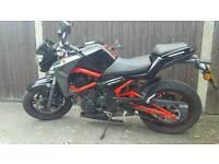 CF Moto 650cc