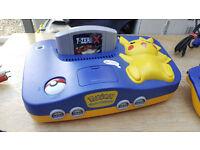 Rare Nintendo 64 Pokemon Edition Swap for Wii U