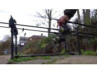 Nash KNX 3 Rod pod Brand New