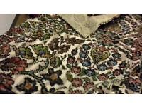 carpet loads of small pieces