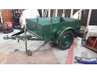 Heavy Duty Car and Van Trailer 2000kg Payload High Quality Build