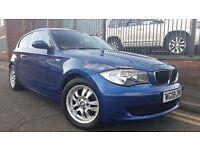2008 (08 reg), BMW 1 Series 2.0 118d ES 3dr Hatchback, £3,295 P/X Welcome