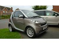 2009 smart car. High spec passion model. Glass roof......only 34,000 miles .....ESH