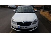 2011 SKODA FABIA drive like new !!! BARGING !!! CLEAN IN AND OUT.