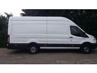 Man&Van Same Day Removal Courier Delivery 24 HOURS/ 7 DAYS LARGE VAN