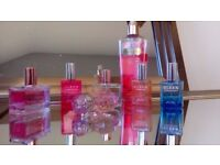 next fragrances and others victoria secret etc