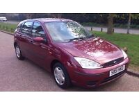 FORD FOCUS CL(2002)1.4