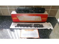 Hornby R2140 BR 4-6-2 Class A3 ' DONCASTER ' Limited Edition No 44 of 1000 mint in box