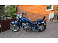 Suzuki Intruder VS 750 GL Serviced march MOT till 24/3/2019 Good condition rare model low milage