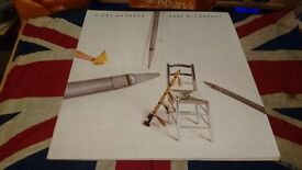"Paul McCartney - Pipes Of Peace PCTC 1652301 (1983) 12"" LP"