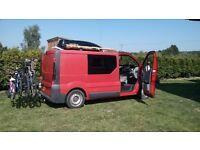 Camper Van Nissan Primastar