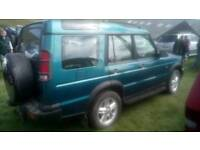 Landrover discovery td5 manual 2000 year
