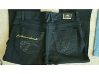As new River Island jeans sz 10