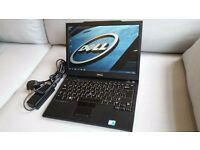 Laptop Notebook DELL LATITUDE DUAL 13.3 Screen DUAL CORE 4MB RAM 500GB HARD DRIVE - £130
