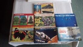 Brooke Bond Picture Cards Collection