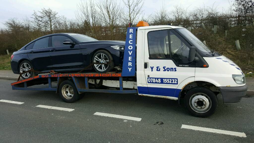 Birmingham car breakdown recovery services also we buy scrap cars ...