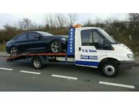 Birmingham car breakdown recovery services also we buy scrap cars call on 07848155232