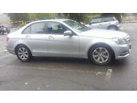Mercedes-Benz C CLASS 2012 Automatic Petrol 1.6, long MOT, only 42000