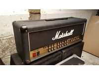 Marshall Jcm 2000 100 watt super lead.