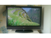 "Sony 40"" Bravia Full HD 1080P LCD TV Freeview, Hdmi, Perfect Working Order"
