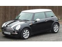 SUPER CLEAN MINI COOPER,ONLY 73000 MILES,FULLY LOADED GREAT CAR,polo,bmw,golf,clio,astra,a3,foucus,