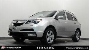 2011 Acura MDX Technology 4WD GPS cuir toit