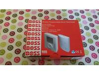 Boss Wireless programmable room thermostat