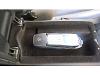 Mercedes Benz Nokia Mobile Phone Car Cradle PLUS Boxed working Mobile phone