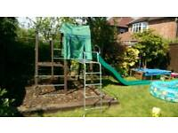 TP FOREST CLIMBING FRAME