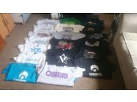 Mens skateboarding branded tshirts. Job lot or individual sale. Make me an offer!