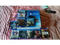 Ps4 and 9 top games