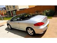Peugeot 307 cc . MINT CONDITION 45k ONLY!