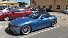 BMW Z4 2.5i SE Stance( z3 mazda mx5 mx-5 honda s2000 audi tt roadster potsche boxter mercedes slk )