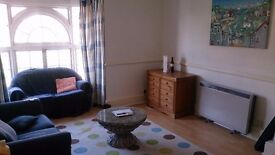 Spacious one-bedroomed flat 5 minutes from Whitstable beach