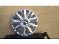 VW Volkswagen Wheel Trim