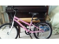 "Childs 20"" Wheel Bicycle for 7-10Yrs"