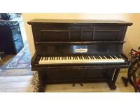 Eldurst Upright Piano, Free For Collection (needs tuning)