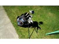 Children nd golf set for age 7 - 10 and 13- 15