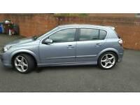 Vauxhall astra 2ltr turbo Sri
