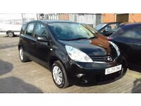 NISSAN NOTE 1.4, FSH, NEW SHAPE, AUX IN!