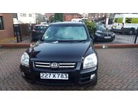kia sportage top spec