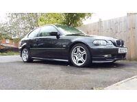 BMW 3 series compact 2L TDSE
