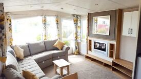 2017 Static Caravan for Sale at Camber Sands, Seafront Park, Pet friendly, 12 months,
