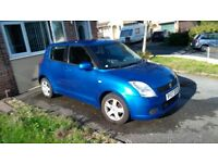 2007 Suzuki Swift 1.3 GL 5dr Hatchback